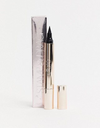 Ciaté London Stamp & Drag Liquid Eyeliner