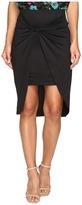 Kensie Draped Knot-Detail Skirt KS2U6002