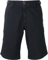 Eleventy chino shorts - men - Cotton/Linen/Flax/Spandex/Elastane - 34