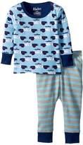 Hatley Cop Cars Long Sleeve Mini Pajama Set Boy's Pajama Sets