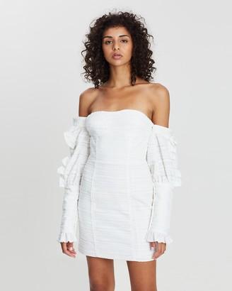 Asilio Asymmetric Mini Dress