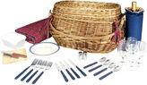 Picnic Time Highlander Picnic Basket - Service for 4