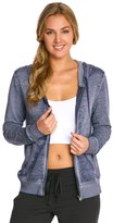 Threads for Thought Brynn Zippie Workout Hoodie 8150700