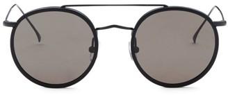 Illesteva Allen 49MM Round Aviator Sunglasses