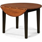 """Weisgerber 42"""" Drop Leaf Table Darby Home Co Finish: Black"""