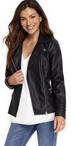 Wallis Zipped Pocket Biker Jacket, Women's