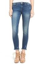 Blank NYC Women's Blanknyc Frayed Hem Skinny Jeans