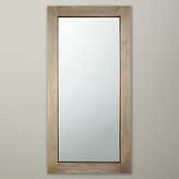 Mango wood mirror shopstyle uk for Mirror 120 x 60