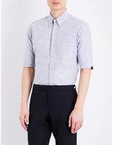 Thom Browne Slim-fit Cotton Shirt