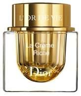 Christian Dior L'Or de Vie La Creme Riche/1.7 oz.
