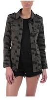 L'Agence Women's Cromwell Camo Jacket