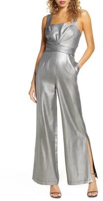 Foxiedox Sappho Metallic Jumpsuit