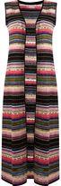 Cecilia Prado long lenght knitted waistcoat