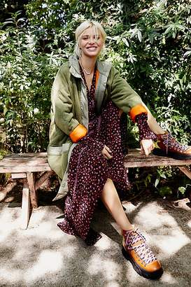 We The Free Puffed Out Reversible Dolman Jacket by at Free People