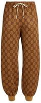 Gucci Gg Technical Jersey Sweatpants