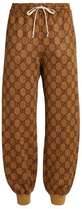 Gucci GG Technical Jersey Sweatpants