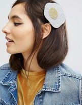 Asos Limited Edition Glitter Egg Hair Clip