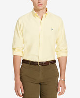 Polo Ralph Lauren Men's Garment-Dyed Shirt