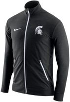Nike Men's Michigan State Spartans Dri-FIT Touch Jacket
