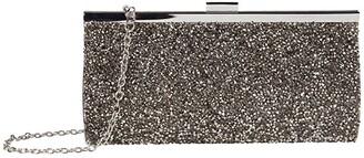Jessica McClintock Lauren (Gunmetal) Handbags
