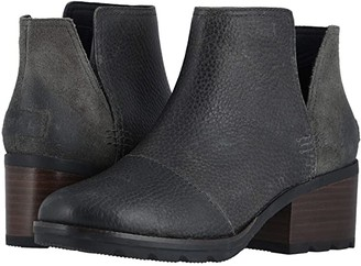 Sorel Cate Cut Out (Quarry) Women's Boots
