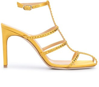 Giannico Strappy Sandals