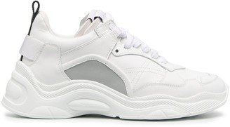 IRO Curve Runner low-top trainers