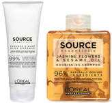 Loréal Professionnel L'Oreal Professionnel Source Essentielle Dry Hair Shampoo and Hair Cream Duo
