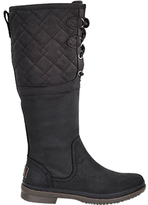 Quilted Boots Shopstyle