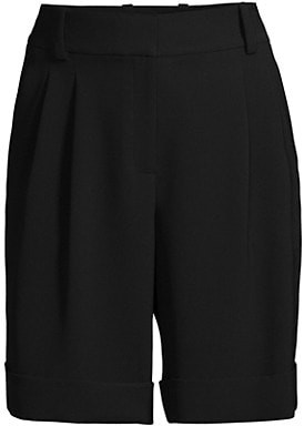 Lafayette 148 New York Ellis Pleated Short