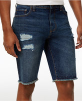 American Rag Men's Ripped Denim Shorts, Only at Macy's