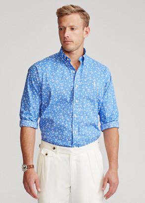 Ralph Lauren Classic Fit Tropical Shirt