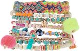 Accessorize Carnival Mega Stretch Bracelet Pack