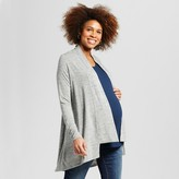 Liz Lange for Target Maternity Open Cardigan