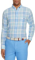 Vineyard Vines Ocean Bay Plaid Murray Classic Fit Button-Down Shirt