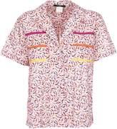 Paul Smith Fish Print Shirt