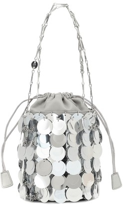 Paco Rabanne Sparkle 1969 bucket bag