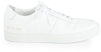 Common Projects Bball Leather Low-Top Sneakers