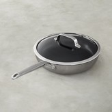 Williams-Sonoma Williams Sonoma Professional Stainless-Steel Nonstick Sauté Pan