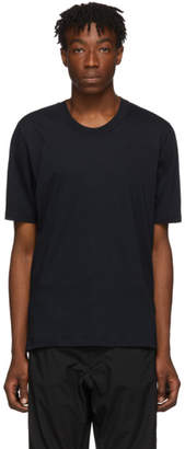 Jil Sander Navy Cotton T-Shirt