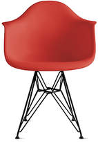 Design Within Reach Eames Molded Plastic Wire-Base Armchair (DAR)