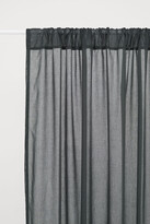H&M 2-pack Curtain Panels - Gray