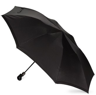 Alexander McQueen Selvedge Skull umbrella