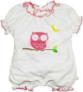 Baby Soy Bubble Romper (Baby) - Owl-0-3 Months