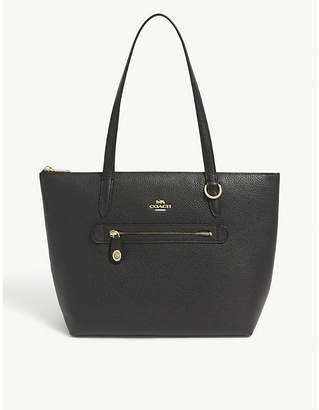 Coach Taylor leather tote