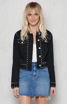 PacSun Studded Denim Jacket