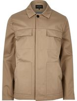 River Island Brown Casual Jacket