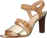 Johnston & Murphy Women's Laney Quarter Strap Dress Sandal