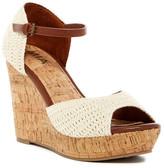 Mia Hanah Wedge Sandal