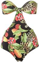 Isolda printed swimsuit